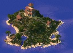 Lone Island [ 1.12.2 ] Minecraft Map & Project
