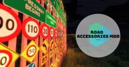 RoadAccessoriesMod2 (RAM2) Minecraft Mod