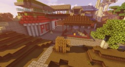 Pixelmon Adventure - Camstratia Minecraft Map & Project