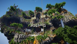 BedWars Lobby Minecraft Map & Project