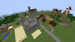 Medieval Empire Minecraft Map & Project