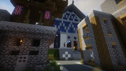Shaders, MATMOS & A City Minecraft Map & Project