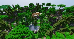 LandScape Minecraft Map & Project