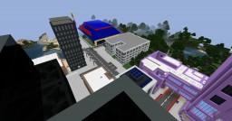 New Portland City Minecraft Map & Project