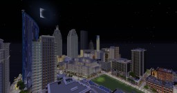 Building Toronto Minecraft Map & Project