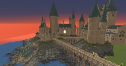 Hogwarts adventure map. Minecraft Map & Project