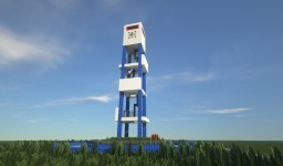 Torre de Reloj de San Pablo Tacachico Minecraft Map & Project