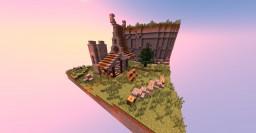 Medieval Lumberjack        [preset house] Minecraft Map & Project