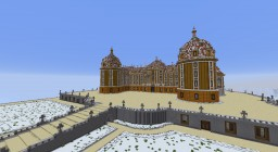 [MCCV] Moritzburg Castle in Winter Minecraft Map & Project