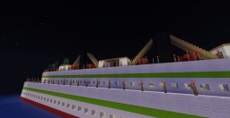 GIGANTIC (A Bulgarian ship) Minecraft Map & Project