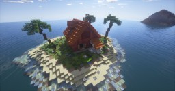'' Kame House ''▐ カメハウス ▐ Dragon Ball Minecraft Map & Project