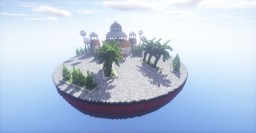 '' The Lookout ''▐ 神様の神殿 ▐ Dragon Ball Minecraft Map & Project
