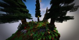 Sky Island map + Download Minecraft Map & Project