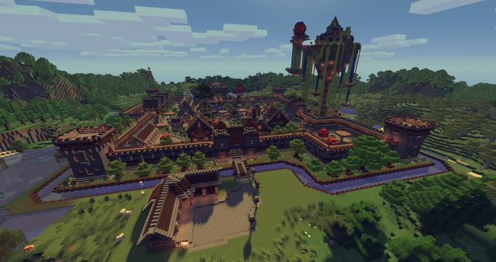 The Town Mine-Venture