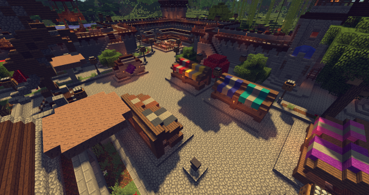 A Marketplace...