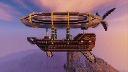 Transport Airship Minecraft Map & Project