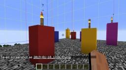 Nexa PvP Minecraft Map & Project