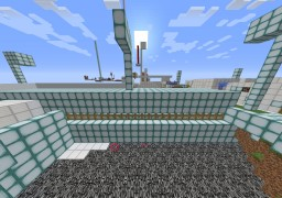 Destructed City Minecraft Map & Project