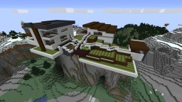 Huge modern Minecraft Map & Project