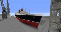 SS America 1940 Minecraft