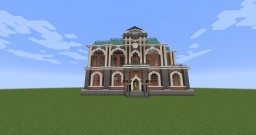 Victorian structure model 2 Minecraft Map & Project