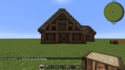 Mediaval House Schematica Minecraft Map & Project