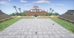 '' World Martial Arts Tournament Arena ''▐ 天下一武道会 ▐ Dragon Ball Minecraft Map & Project