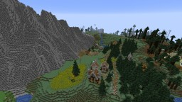 """Explanding area to """"project medieval city"""" Minecraft Map & Project"""