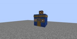 TheDarknessDr| Minecraft Dr Who serie 4 TARDIS - Version 2 Minecraft Map & Project