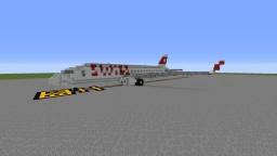Swiss - Airbus A220-100 Minecraft Map & Project