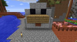 Chicken Statue Minecraft Map & Project