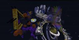 Space (staff needed) Minecraft Server