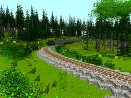 RTM: Railway line Karlovy Vary - Johanngeorgenstadt 2019 Minecraft Map & Project