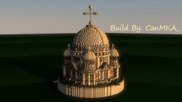 Catedral Build.Builder By. CanMKA_ Minecraft Map & Project