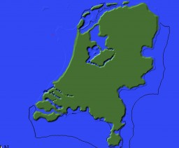 Netherlands little Minecraft Map & Project