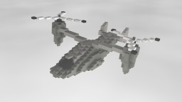 v-22 osprey // military aircraft Minecraft Map & Project