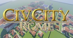 CivCity : Rome - Building Bundle Minecraft Map & Project
