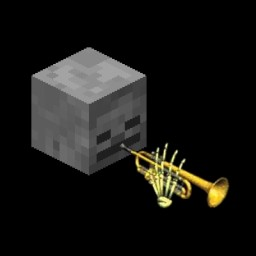 mr skeletal's ( hurt ) sound pack Minecraft