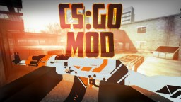 CS:GO mod! 3D models! Animations reload and amining! More 120 new skins! Minecraft Mod