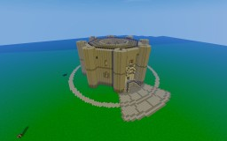 Castel Del Monte Minecraft Map & Project