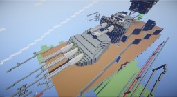 Epic Warship Cannons Minecraft Map & Project