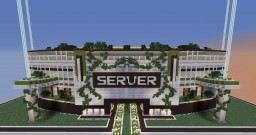 Spawn for multiplayer server Minecraft Map & Project