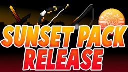 BasicallyBea's Sunset Fade 32x PVP Texture Packs Minecraft Texture Pack