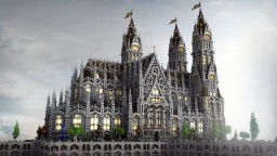 Minecraft | Cathedral Minecraft Map & Project