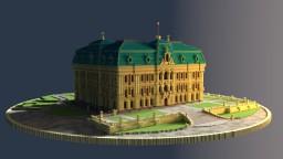 Pless Castle - Zamek w Pszczynie | Neo-Baroque Minecraft Map & Project
