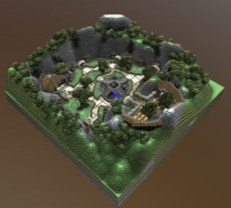 Spawn / hub + Free Download Minecraft Map & Project
