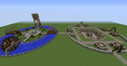 Spawn Builds Minecraft Map & Project
