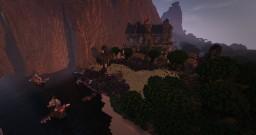Midieval City 'Rohirric' Minecraft Map & Project