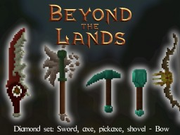 Beyond the Lands - Fancy weapons Minecraft Texture Pack