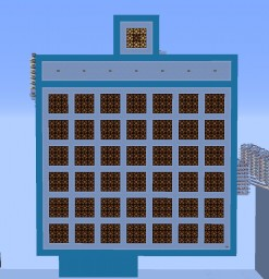 Connect 4 (no sand, win detection, turn validation) Minecraft Map & Project